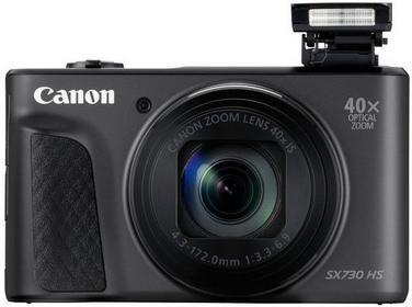 Canon PowerShot SX730 HS czarny