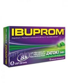 US Pharmacia SP Z O.O IBUPROM ZATOKI TABS 12 tabl 3683962