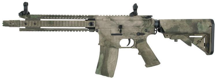 Specna Arms Karabinek szturmowy AEG SA-A01 - A-TACS FG (SPE-01-005922) G