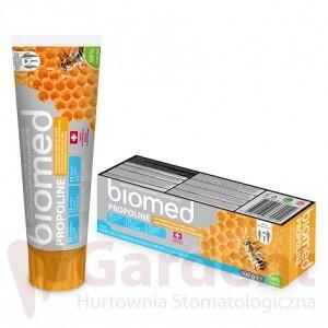 Lbiotica BIOMED Propoline pasta do zębów z olejkami eterycznymi i propolisem 100g