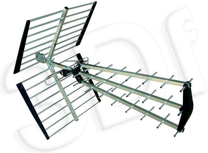 Radomska Wytwórnia Telekomunikacyjna S.A. antena kierunkowa UHF/DVB-T zew. Opticum AX1000 DA0010 (A