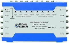 Opinie o Technisat MultiSwitch CE 9/8 HD