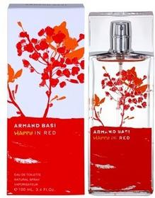 Armand Basi Happy In Red woda toaletowa 100ml