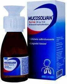 Boehringen Ingelheim Mucosolvan 30mg/5ml 100 ml