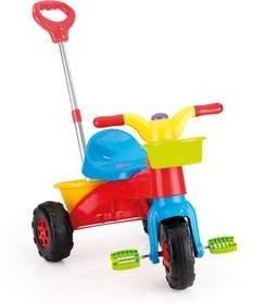Buddy Toys Rowerek trzykołowy z kijem BPT 3030
