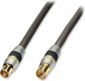 Lindy 37782 Kabel antenowy wtyk-gniazdo - 2m