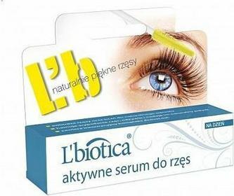 Lbiotica Aktywne serum do rzęs na dzień 7ml