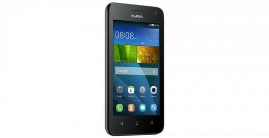 Huawei Y3 Czarny