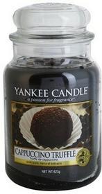 Yankee Candle Cappuccino Truffle 623 g Classic duża świeczka zapachowa