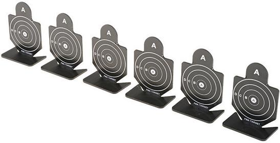 FMA Zestaw 6 celów treningowych - A (TB1002) G
