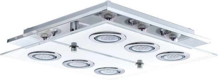Eglo plafon sufitowy LED 6pł CABO 30932