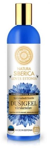 Natura Siberica Loves Estonia Odświeżający Żel Pod Prysznic 400 ml
