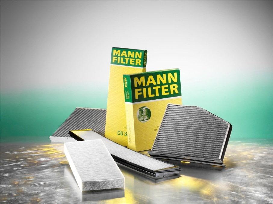 MANN FILTR KABINOWY OPEL ASTRA-GMAN CU3054