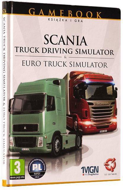 Scania Truck Driving Simulator + Euro Truck Simulator PC