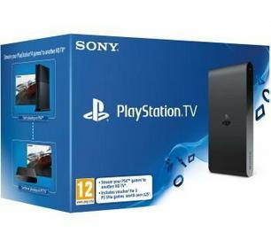 Sony PlayStation TV do PS4