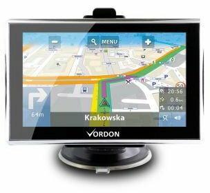 VORDON GPS 5 AV Europa