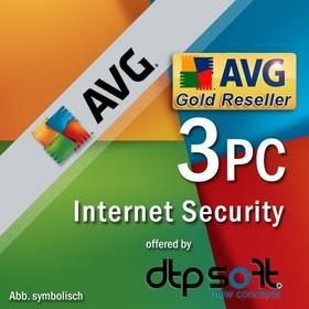 AVG Internet Security 2016 (3 stan. / 1 rok) - Nowa Licencja