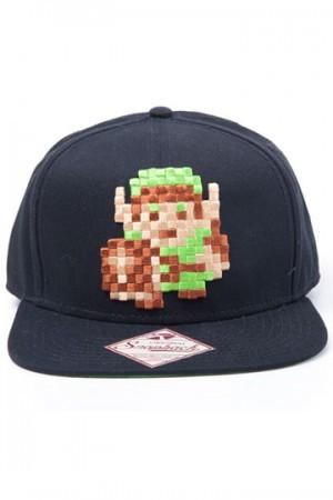 BioWorld Czapka The Legend of Zelda Link 8bit SB141230NTN