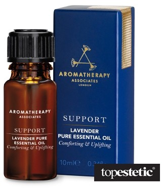 Aromatherapy Associates Support Lavender Pure Essential Oil Olejek lawendowy 10 ml