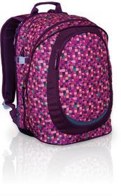 Topgal Plecak młodzieżowy HIT 800 V - Violet