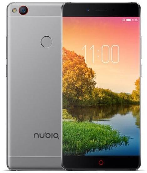 Opinie o ZTE Nubia Z11 64GB Dual Sim Szary