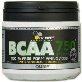 Olimp BCAA 750 Strong 120 tab.