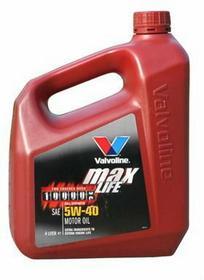 Valvoline MaxLife 5W-40 4L