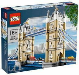 LEGO Large Scale Models Tower Bridge 10214