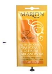 Marion 7 Efektów 60 sekundowa maseczka z olejkiem arganowym 15ml