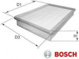 Bosch FILTR POW. 1.457.433.156