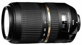 Opinie o Tamron SP 70-300mm f/4-5.6 Di VC USD Nikon