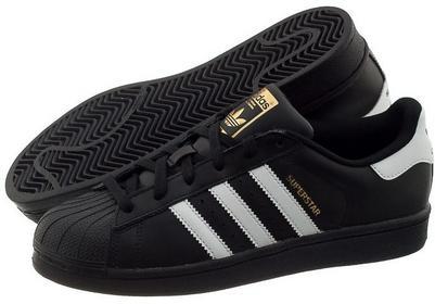 adidas Superstar Foundation J B23642 czarny