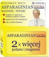 Unipharm Asparaginian Extra 50 szt.
