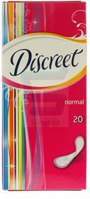 Discreet wkładki higieniczne hignieniczne normal 20 szt.