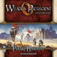 Fantasy Flight Games Władca Pierścieni Piaski Haradu