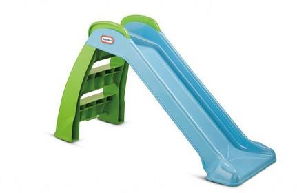Little Tikes Zjeżdżalnia First Slide Niebieska