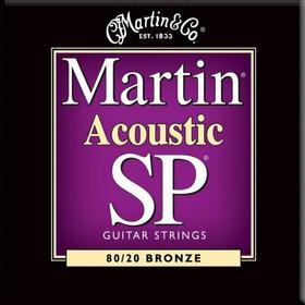 Martin SP struny do gitary akustycznej .011-.052 Bronze MSP3050