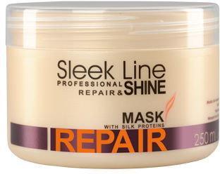 Stapiz Sleek Line Repair & Shine REPAIR Maseczka Hair 250ml 789
