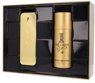 Paco Rabanne 1 Million 100 ml + DEO 150 ml ZESTAW