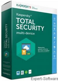 Kaspersky Total Security Multi Device (5 stan. / 2 lata) - Uaktualnienie