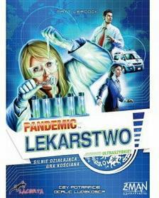 Lacerta Pandemic:Lekarstwo