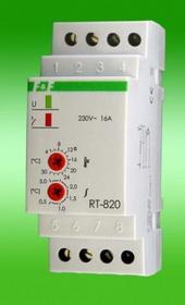 F&F Regulator temperatury 230V 4÷30°C RT-820