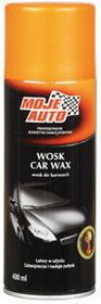 Moje Auto wosk DO KAROSERII 400ML SPRAY AMTRA