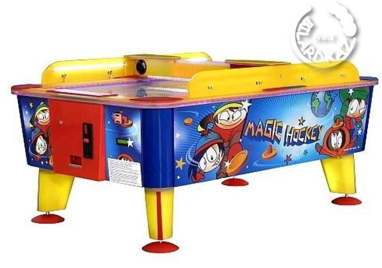 WIK Air Hockey - Magic Outdoor