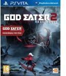God Eater 2 Rage Burst PS Vita