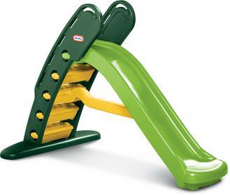 Little Tikes MGA Zjeżdżalnia zielona