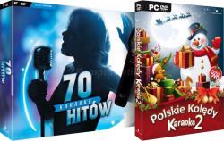 Techland Karaoke for Fun 70 hitów + karaoke kolędy v2 PC