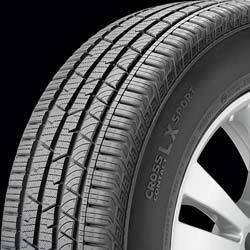 Continental ContiCrossContact LX Sport 235/55R19 101 H