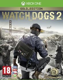 Watch Dogs 2 Gold Edition PL XONE
