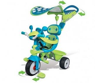 Smoby Baby Driver Comfort Boy 434105